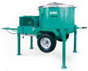 Vertical Shaft Mixers